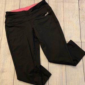 Avia Small Black Capris Workout Leggings